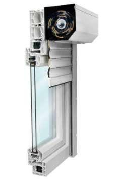 Turbo Vorbaurolladen - Fenster nachträglich mit Rolladen ausstatten SA59